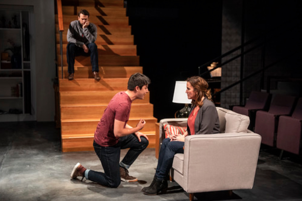 """Writers' """"Next to Normal"""" a Moving Staging of an Important Work"""