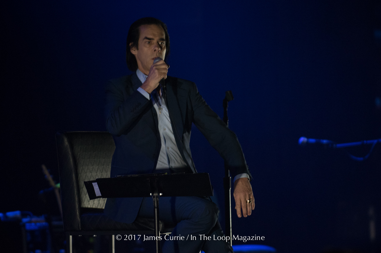 Nick Cave And The Bad Seeds At Auditorium Theatre
