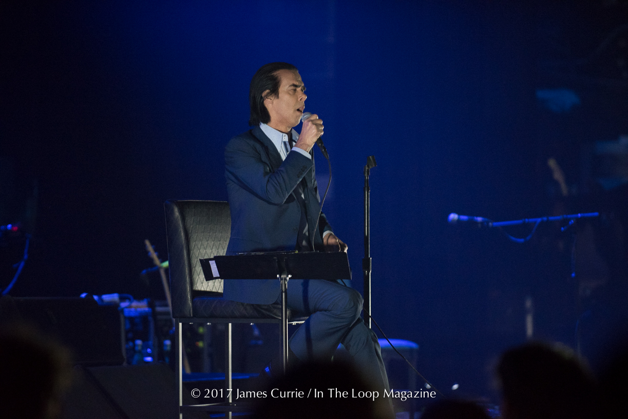 Nick Cave And The Bad Seeds Tour Review
