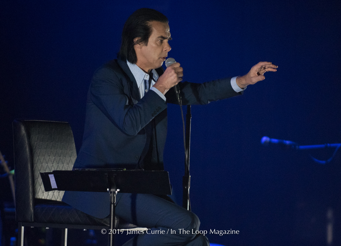 Nick Cave and the Bad Seeds @ Auditorium Theatre