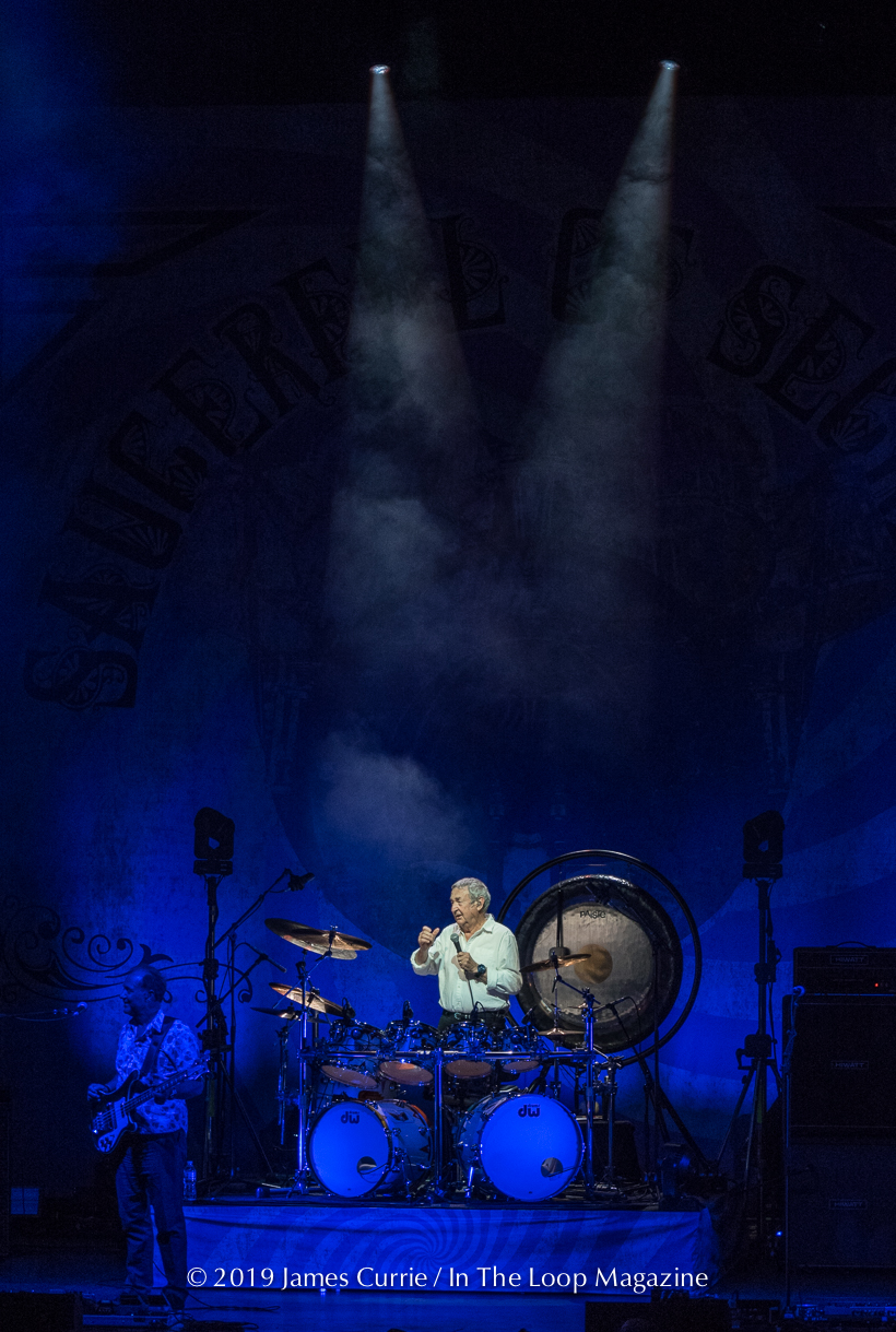 Nick Mason's Saucerful of Secrets Chicago Theatre 04-04-19-22