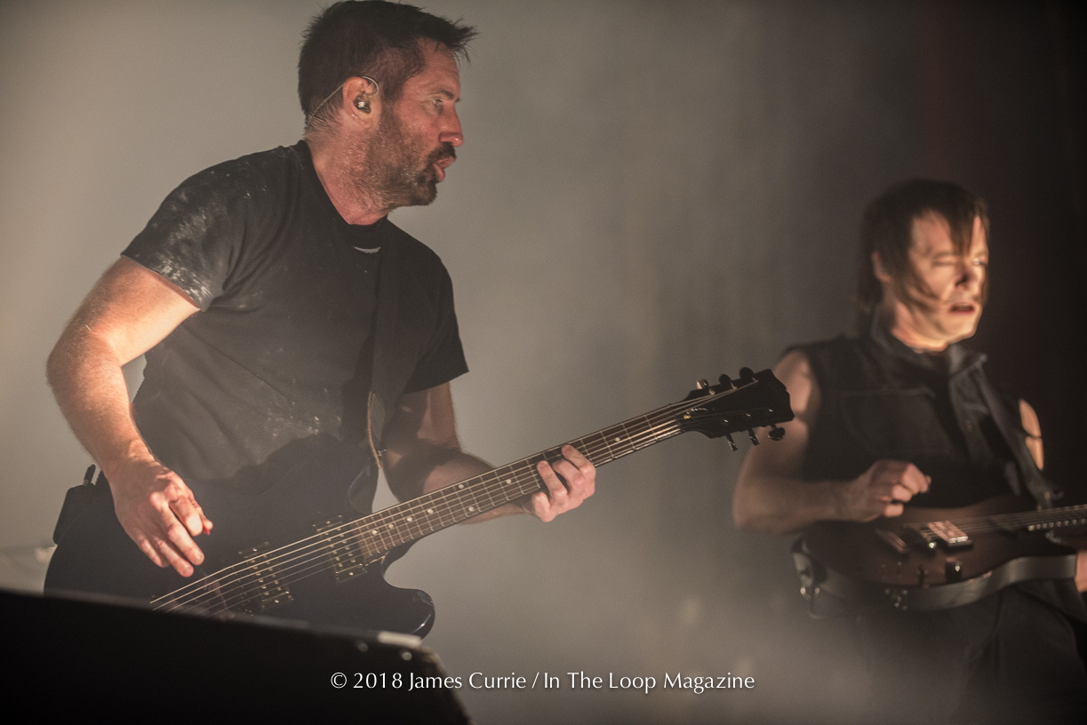 Nine Inch Nails Opening Night Review Of Three Sold Out Nights At The Aragon Ballroom