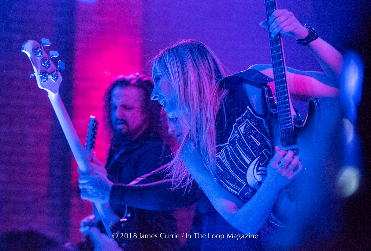 Live Review: Nita Strauss On The Guitar Collective Tour At Wire in Berwyn