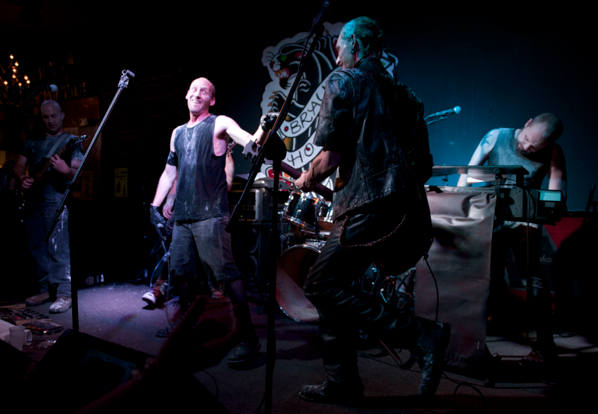 Photo Gallery : Now I'm Nothing (NIN Tribute) @ Brauerhouse, Lombard IL
