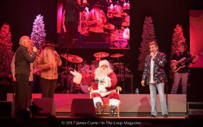 The Oak Ridge Boys Christmas Celebration @ Star Plaza Theatre Final Show (Merrillville, IN)
