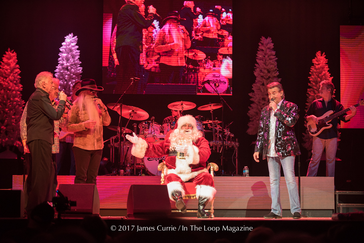 In The Loop Magazine The Oak Ridge Boys Christmas Celebration @ Star ...