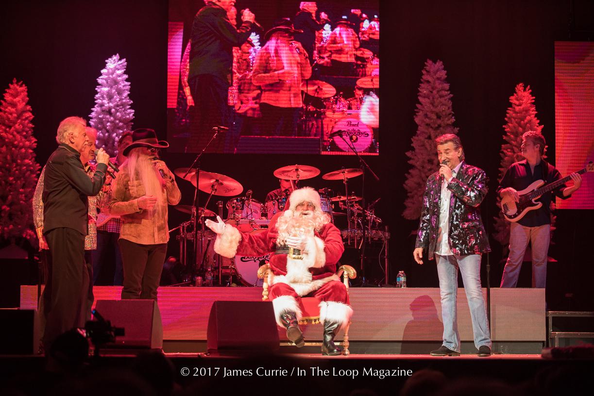 The Oak Ridge Boys Christmas Celebration @ Star Plaza Theatre Final Show (Merrillville, IN)