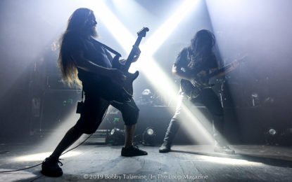 Rotting Slow in America for 30 Years! Obituary Featuring Abbath & Midnight  In Joilet