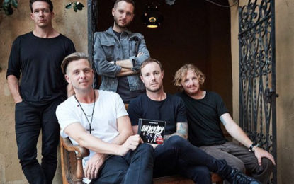 OneRepublic Return To Ravinia And Bring Fitz & The Tantrums and James Arthur To Open
