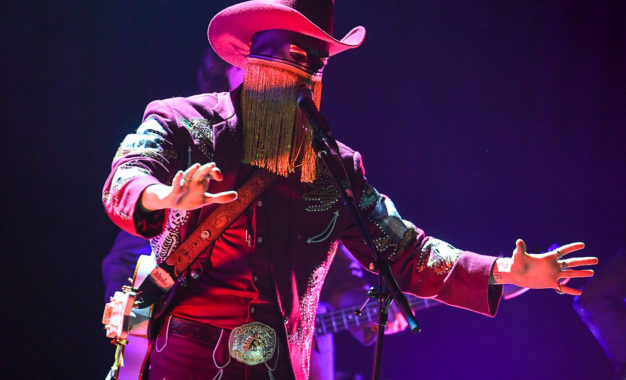 Live Review: Orville Peck at Lincoln Hall