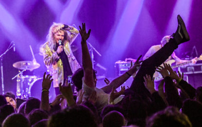 The Orwells Sell Out Metro In Barnburner Style For Newest Album Release