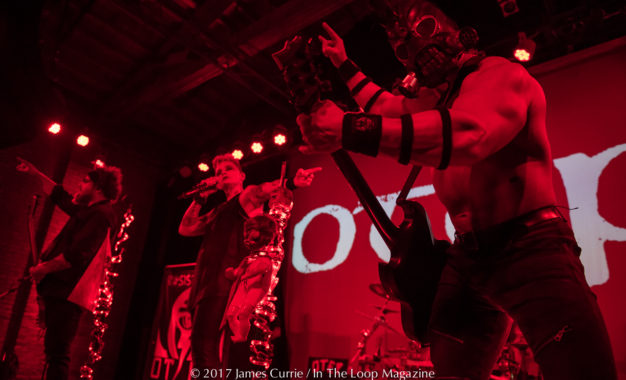 Concert Review: Otep and Brand of Julez at Wire in Berwyn