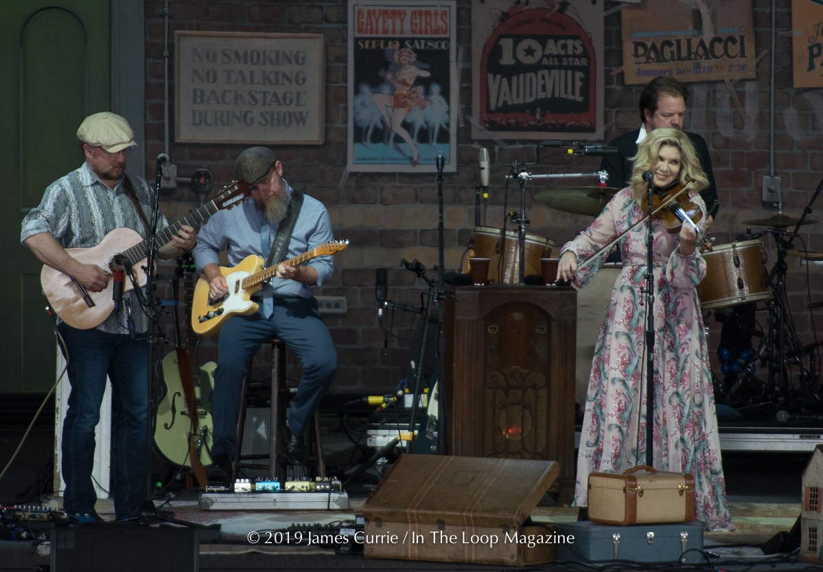 Alison Krauss @ Hollywood Casino Amphitheatre (Tinley Park, IL / Chicago)