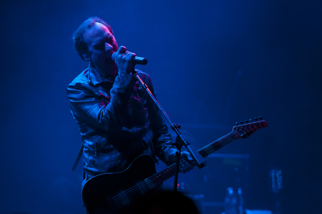 Photo Gallery : Peter Murphy Performs Bauhaus Live at the House of Blues