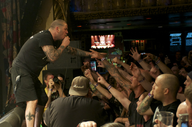 Photo Gallery : Philip H. Anselmo and the Illegals at the House of Blues Chicago