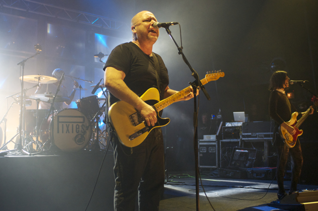 Photo Gallery : Pixies at The Riviera Theatre