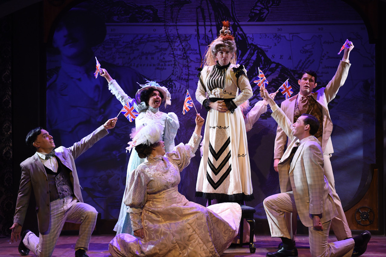 "Wicked ""Gentleman's Guide"" a Delightful Theatrical Experience"