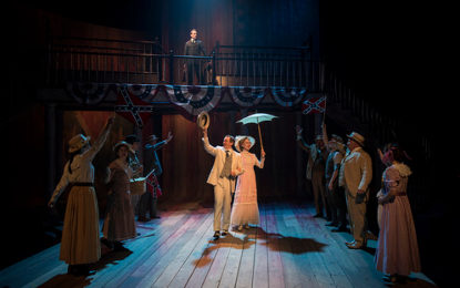 Historical Inconsistencies Mar Writers Theatre's Perfect 'Parade'