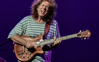Monsoon Doesn't Keep Pat Metheny From Raining Down Hits At Ravinia