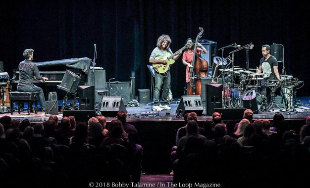 An Evening With Pat Metheny At Chicago Theatre