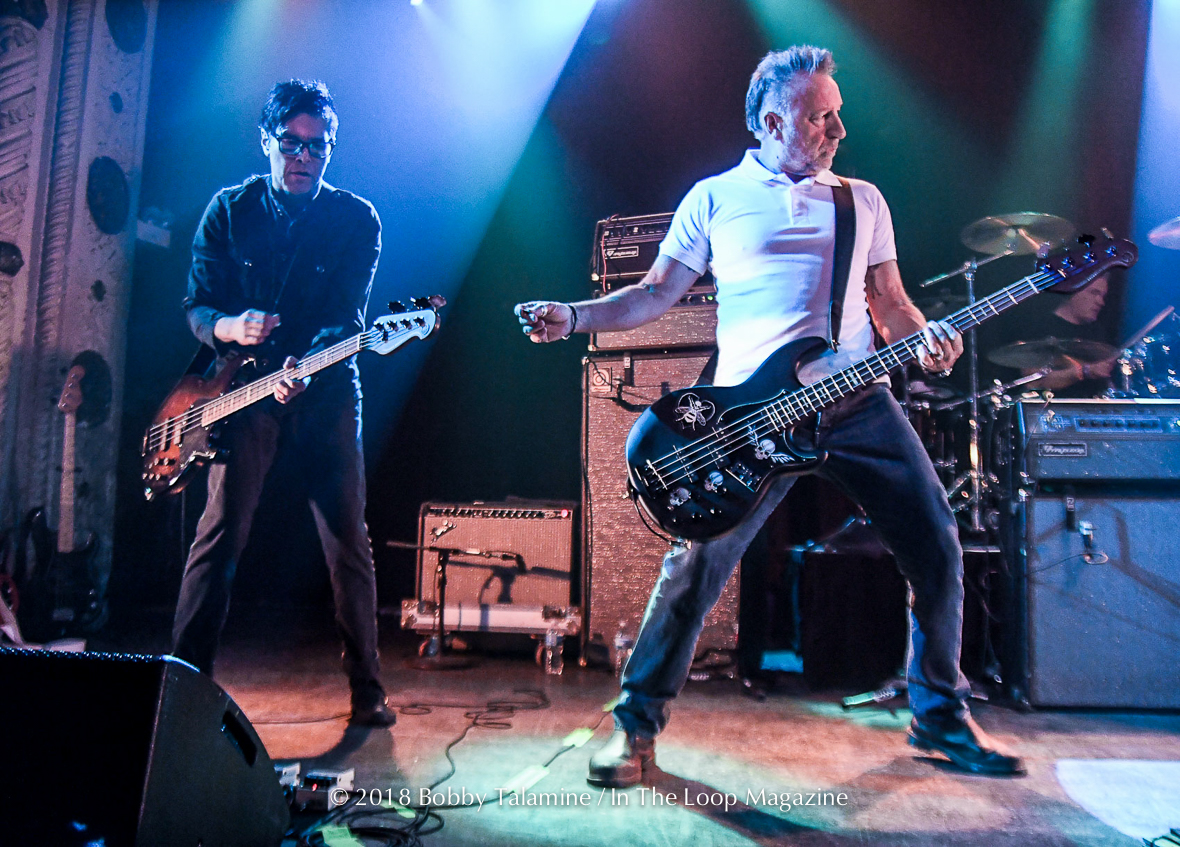 "Peter Hook & The Light Bring The Sounds And Majesty Of ""Substance"": Music Of Joy Division And New Order To The Metro Chicago"