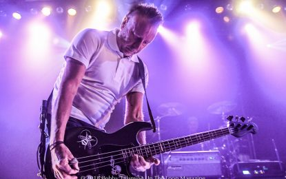 Peter Hook & The Light @ Metro