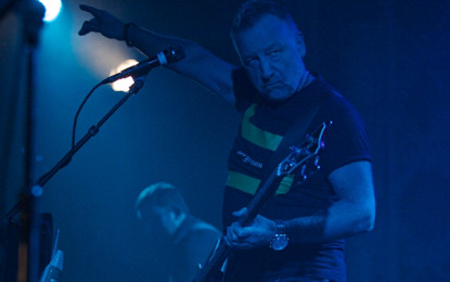Photo Gallery – Peter Hook Live at Metro