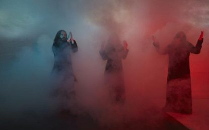 SUNN O))) Announces New Album And US Tour Dates In April