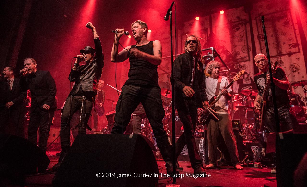 Pigface Tour 2019 @ Thalia Hall (Final Show Of Tour)