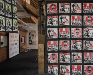 Photo Gallery : Pigface25 – Gallery Opening Night
