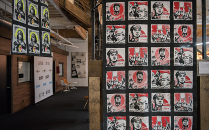 Photo Gallery : Pigface25 – Gallery Opening Night