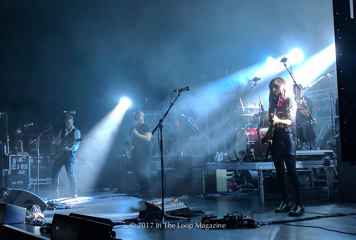 Legendary Alt-Rockers Pixies, Expand Their Rich History To The Masses With A Sold Out Show At Chicago Theatre