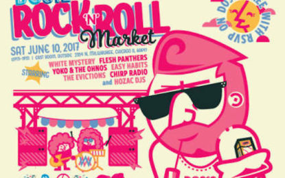 Do312's Rock n Roll Market Returns For 3rd Year Featuring White Mystery & Others