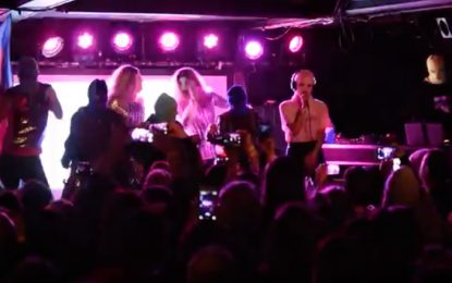 Opening Night Video From Feminist Protest Punk Rock Russian Band, Pussy Riot! Live In Chicago At Subterranean
