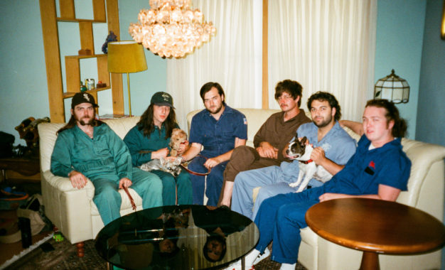 ROOKIE debut albumrelease + Murder By Death's 20th anniversary tour Coming To Town