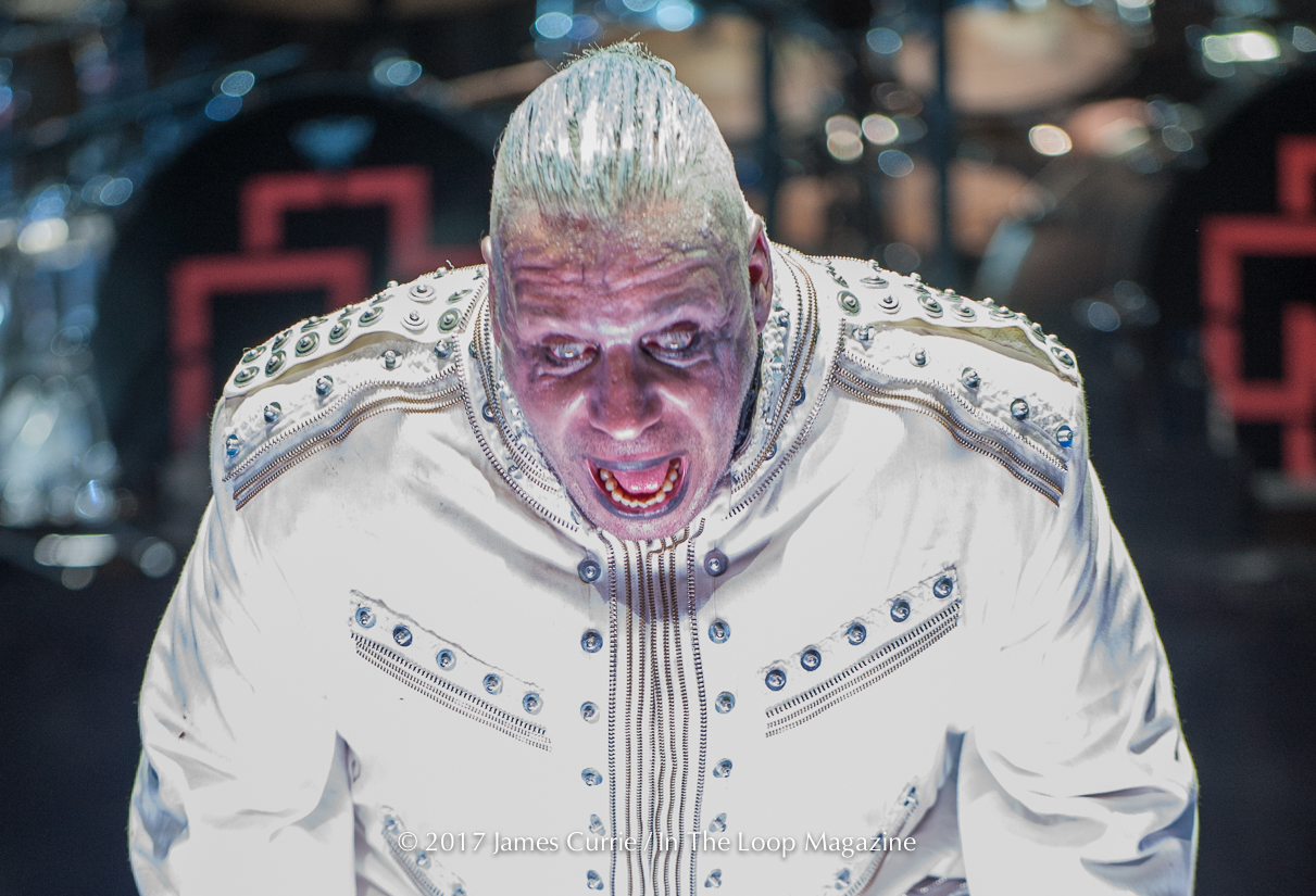 Rammstein @ Hollywood Casino Amphitheatre