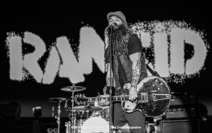 Photo Gallery: Rancid @ Riot Fest 2021