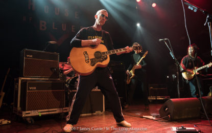Richard Ashcroft, Solo Live Micro Tour, Stops In Chicago