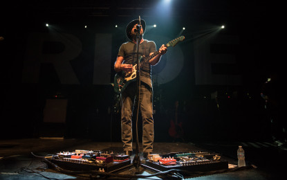 Photo Gallery : Ride @ The Riviera Theatre 2015