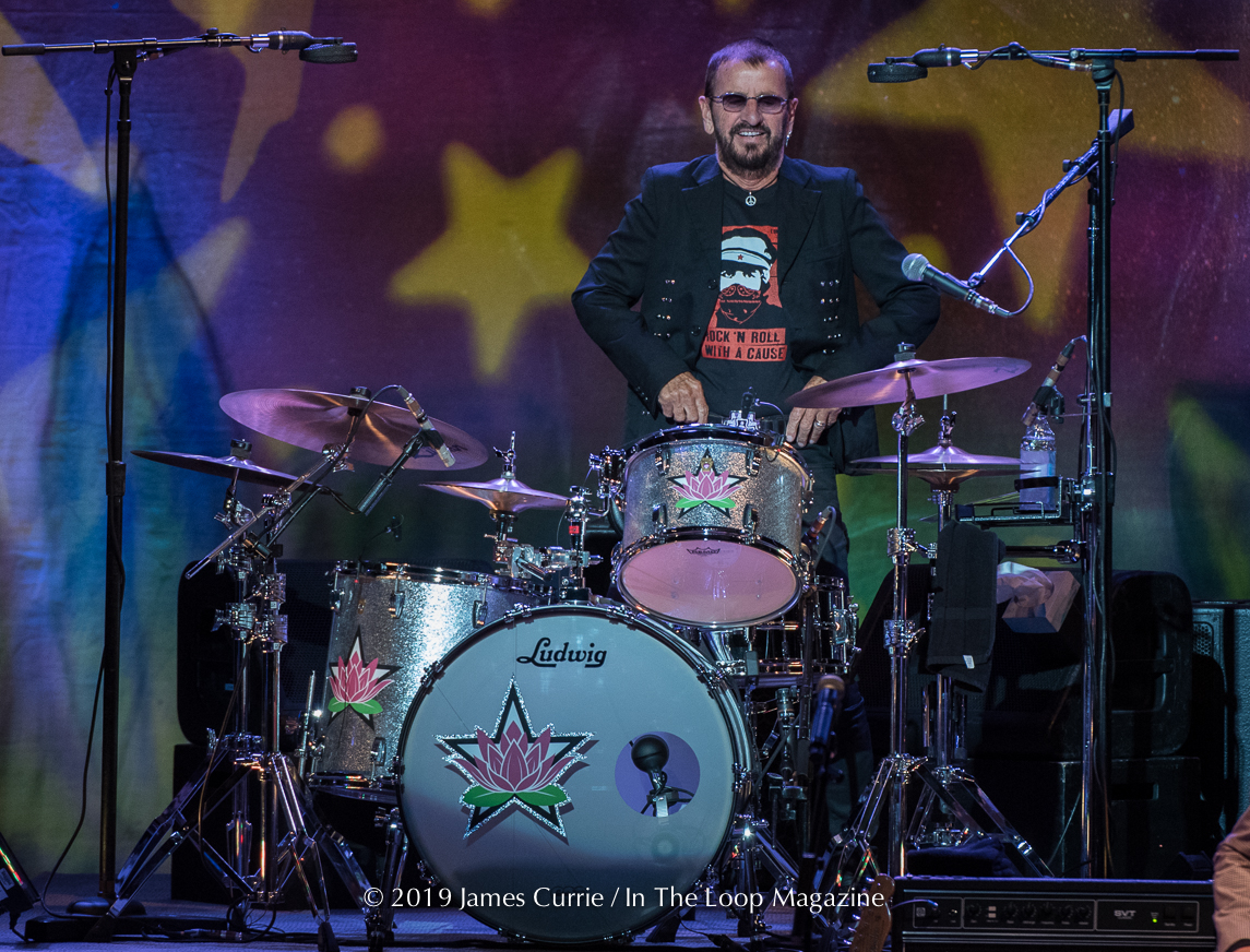 Ringo Starr and His All Starr Band @ Ravinia
