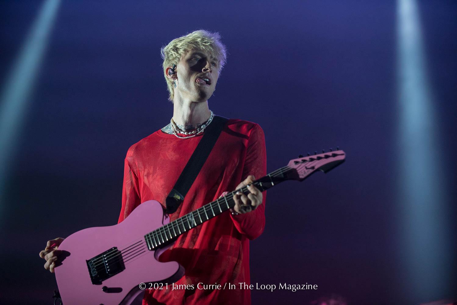 Photo Gallery: Machine Gun Kelly @ Riot Fest 2021