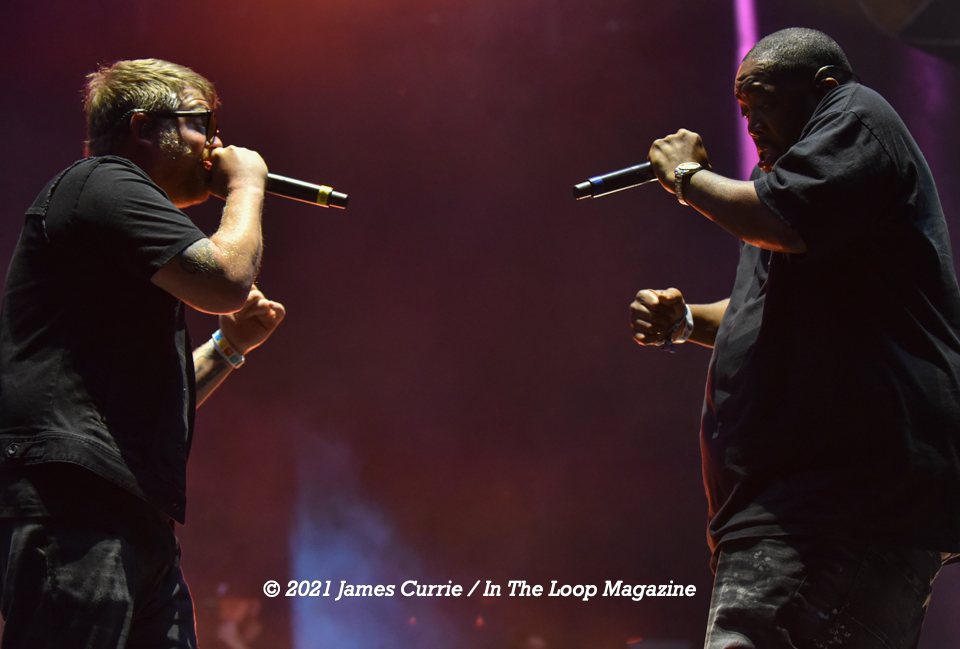 Photo Gallery: Run The Jewels @ Riot Fest