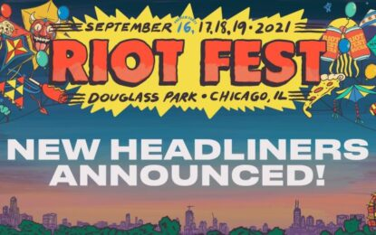Riot Fest Announce New Headliners As Nine Inch Nails and Pixies Cancel 2021 Tour Dates