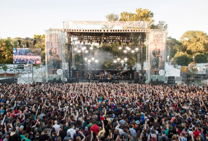 Local Hospital Sues to Keep Riot Fest Away