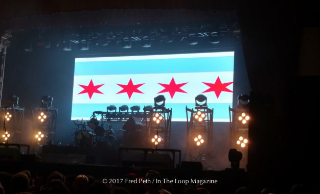Chicago's Own, Rise Against, Headline First Night At The Night We Stole Christmas