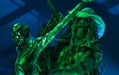 Photo Gallery : Rob Zombie @ Odeum Expo