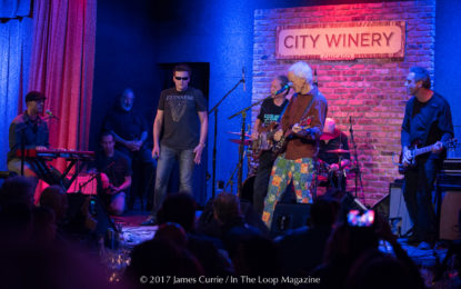 Robbie Krieger, Absolutely Live, In Concert At City Winery Chicago