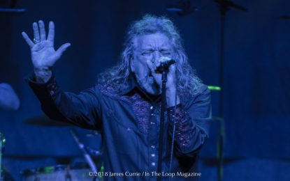 Robert Plant @ The Riviera Theatre