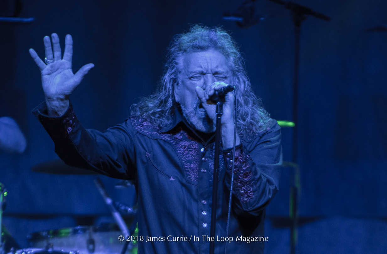 Robert Plant @ The Riviera Theatre