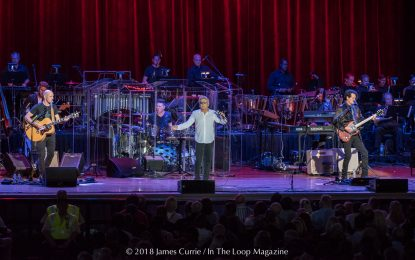 Daltrey Keeps The Who's Tommy Alive Fifty Years Later Bringing The Sensation To New Levels With Full Orchestra At Ravinia